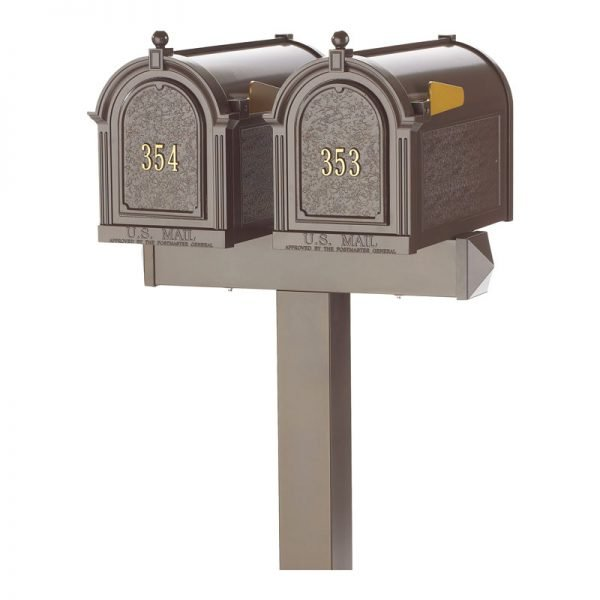 double mailbox